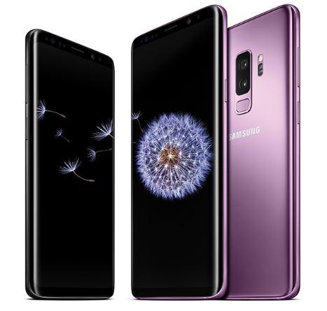 Samsung Galaxy S9 MWC