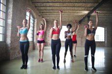 team buildin aerobic