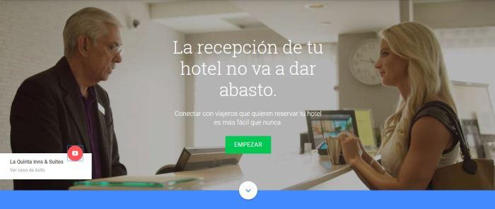 Google hotel ads frente a las ota