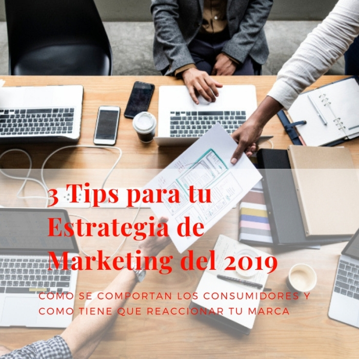 3 tips para tu estrategia de marketing.