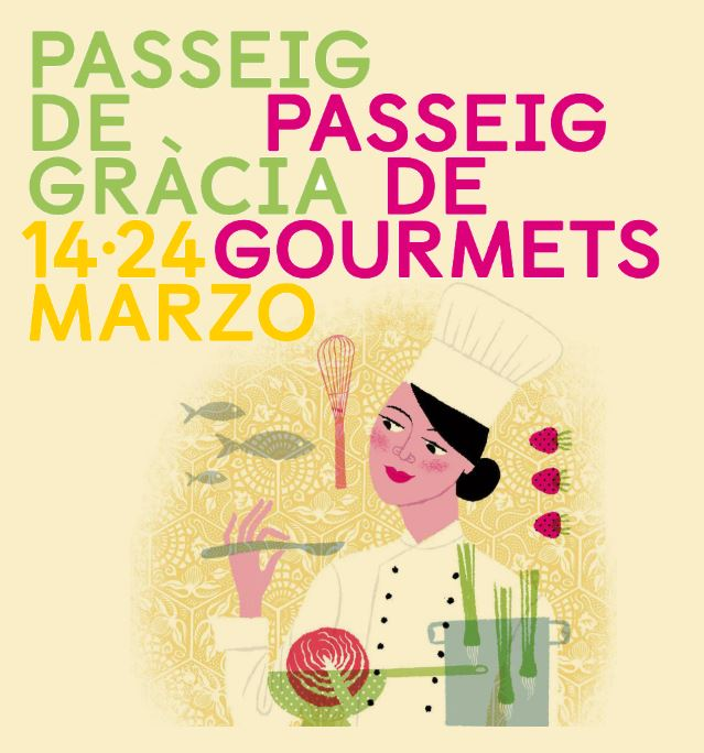 marketing restaurantes passeig de gourmets
